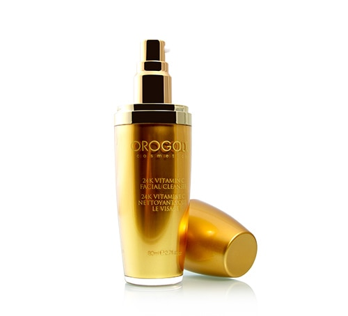 24K Vitamin C Facial Cleanser
