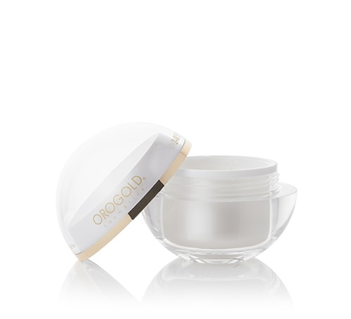 24K White Gold Deep Moisturizer