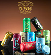 TWG Tea Salon & Boutique - TWG Turns 8