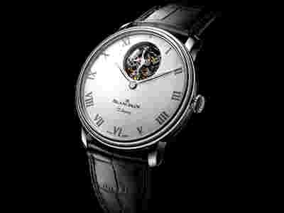 Villeret 12-Day One-Minute Flying Tourbillon