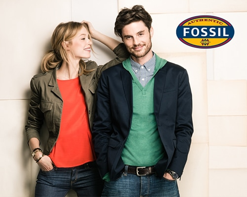 Fossil at the Shoppes Marina bay sands