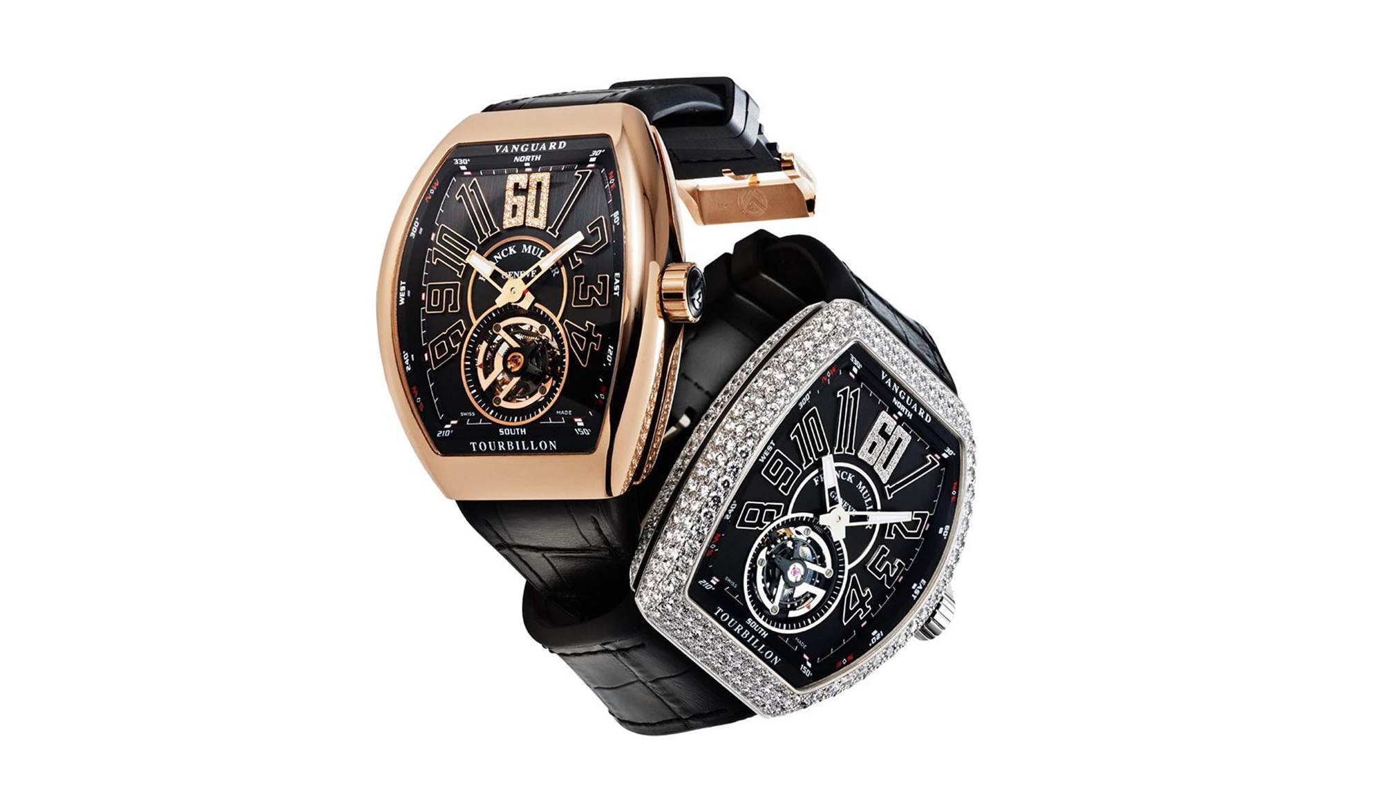 Vanguard Tourbillon Limited Edition