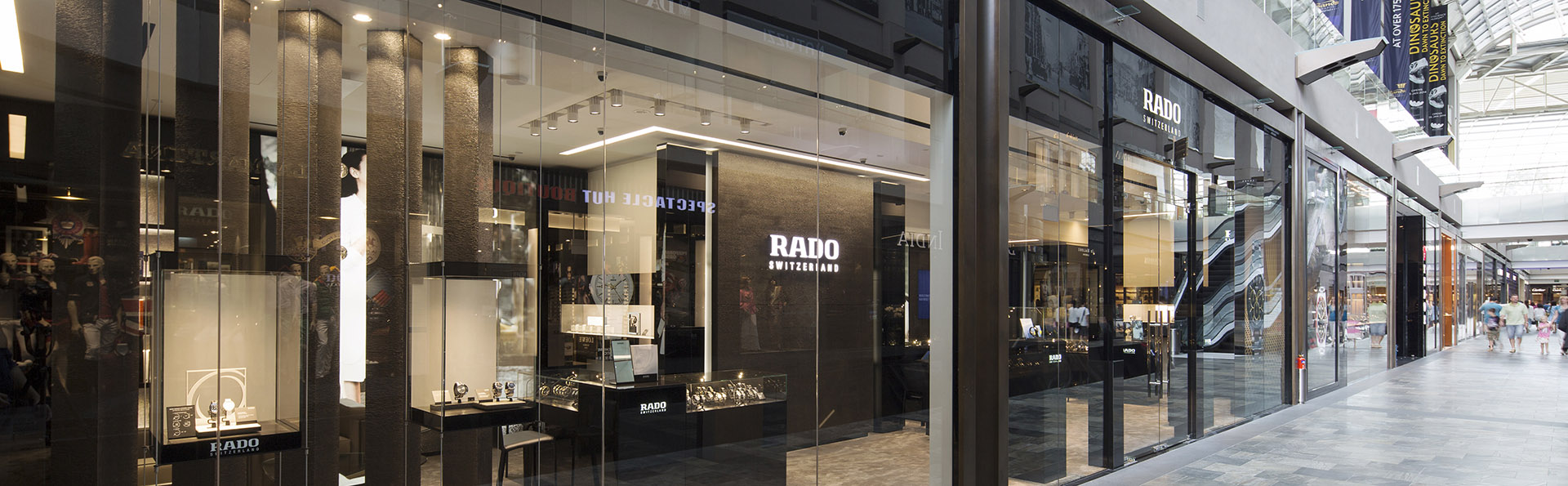 Rado Watches in Marina Bay Sands, Singapore Shopping