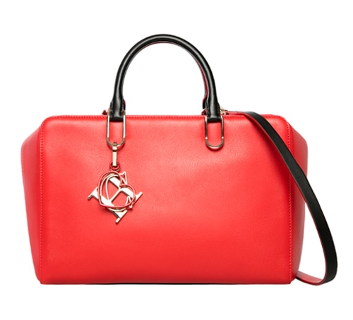 Red DUKE bag