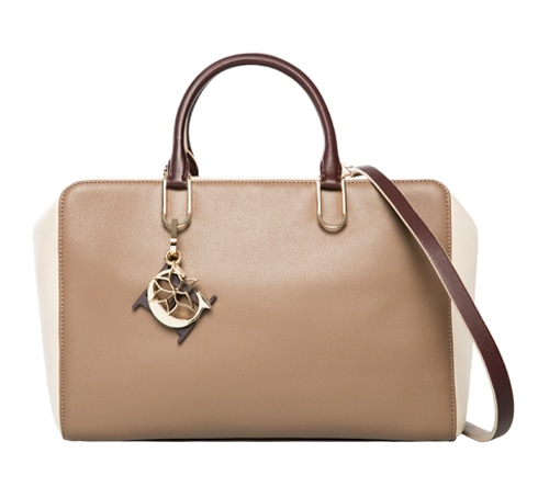 Desert, peony and rose quartz DUKE bag