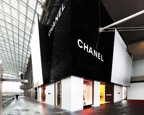 CHANEL at the Shoppes Marina bay sands