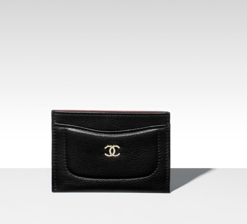 CHANEL EPHEMERAL BOUTIQUE Small Leather Goods