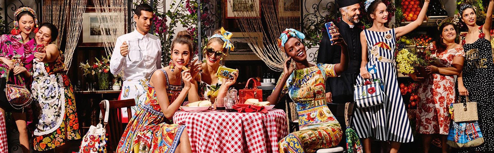 Dolce&Gabbana - Women's and Men's Fashion at Marina Bay Sands