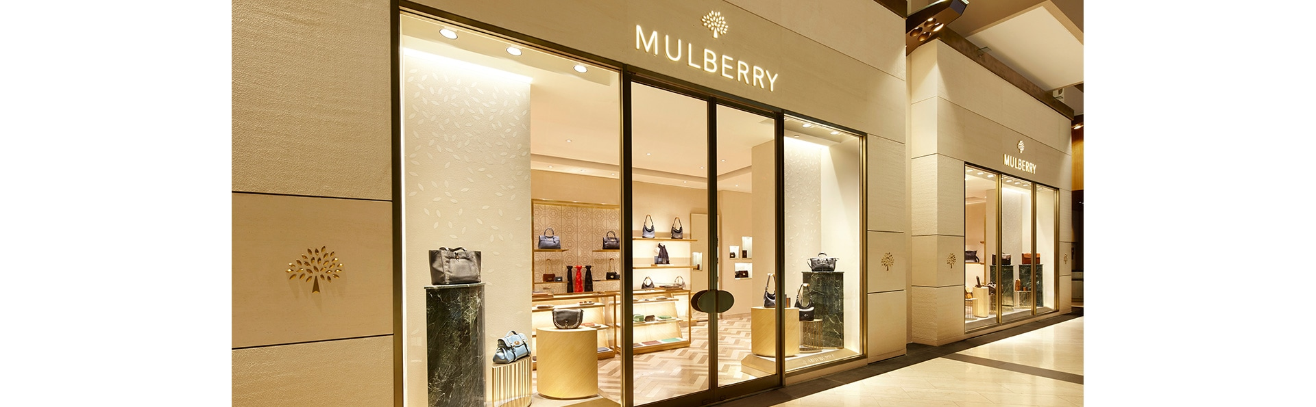 Mulberry at The Shoppes at Marina Bay Sands