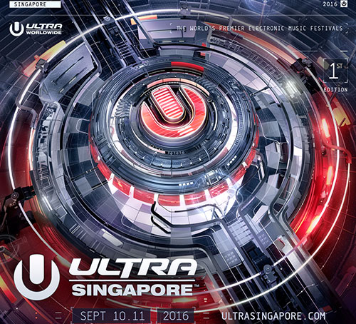 Ultra Singapore at Marina Bay Sands